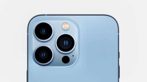 iPhone 13 : le Smart HDR ne peut plus être désactivé