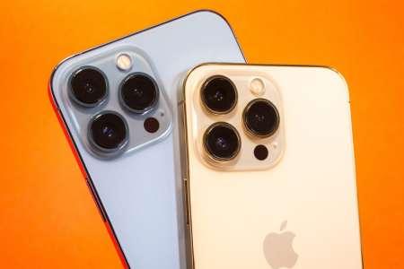Tests iPhone 13 et 13 Pro : du bon pour l'autonomie et l'appareil photo