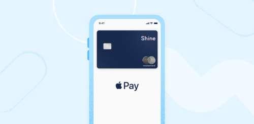 Apple Pay en France devient compatible avec la banque Shine
