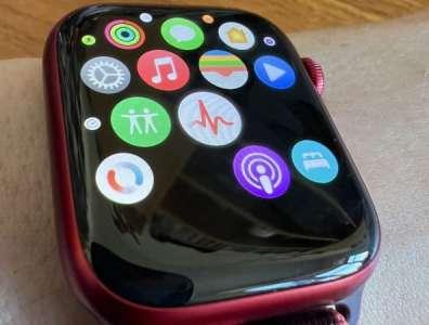 Apple Watch Series 7 : Apple corrige le bug avec les icones d'apps