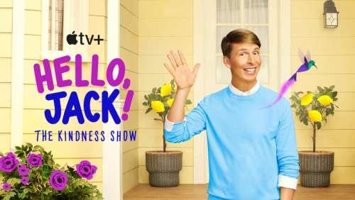 Apple TV+ : une date de sortie et une bande-annonce pour Hello, Jack! The Kindness Show