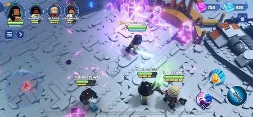 Lego Star Wars: Castaways bientôt disponible sur Apple Arcade