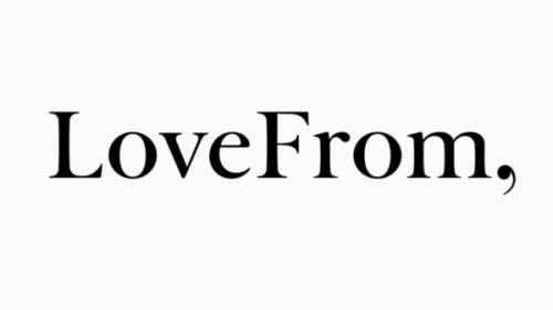 LoveFrom : la société de design de Jony Ive a son site Web