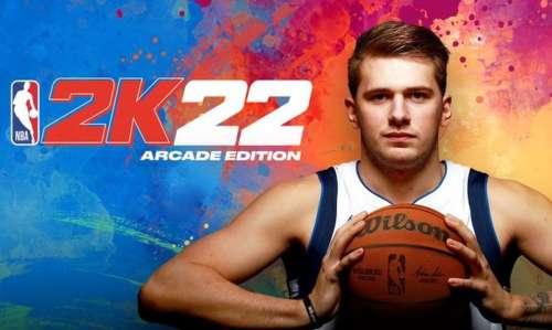 NBA 2K22 Arcade Edition occupe la zone sur iOS (sortie Apple Arcade)