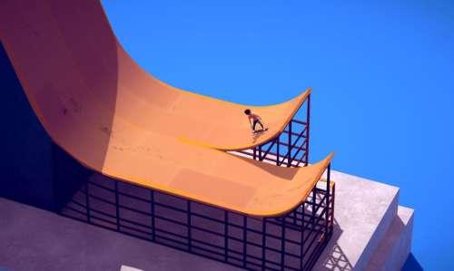 The Ramp : le superbe jeu de skateboard se date sur iOS (trailer)