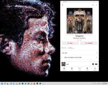 L'application Android d'Apple Music fonctionne sur Windows 11 (avec l'audio sans perte !)