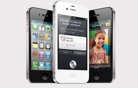Apple a présenté l'iPhone 4S et Siri il y a 10 ans