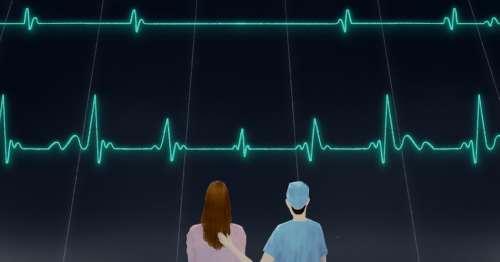 Should Family Members See Patients Die in the I.C.U.?