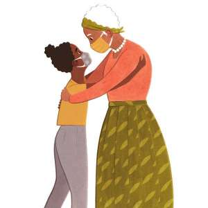 How to Hug During a Pandemic