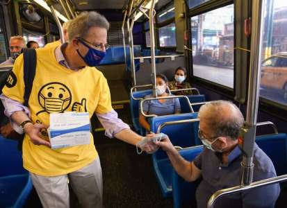 How to Stay Safer on Mass Transit