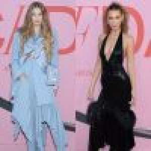 Gigi et Bella Hadid : Duo canon aux CFDA Fashion Awards !