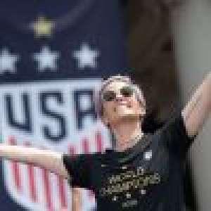 Coupe du monde féminine : Le discours très politique de Megan Rapinoe