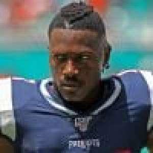 Antonio Brown : Accusé de viol, lâché par les Patriots et Nike...