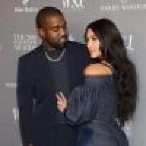 Kim Kardashian et Kanye West : amoureux et stylés devant Gigi Hadid