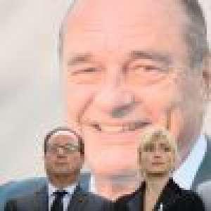 Julie Gayet : Pourquoi elle n'a pas été aux obsèques de Jacques Chirac
