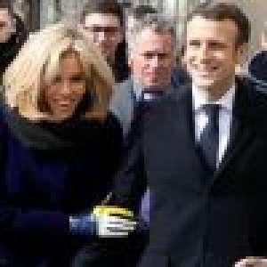 Brigitte Macron taquinée par Emmanuel, qui la voudrait plus présente