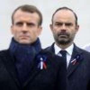 Edouard Philippe endeuillé par la mort d'un proche, Emmanuel Macron pense à lui