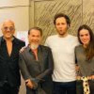 Pascal Obispo, Vianney et leurs compagnes complices : grandiose soirée pour le Liban