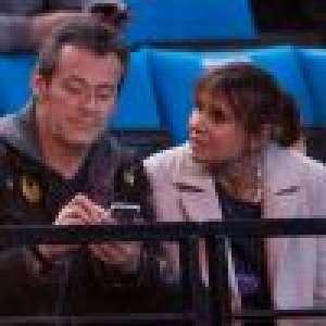 Jean-Luc Reichmann : Belle déclaration d'amour à sa femme Nathalie, en plein tournage
