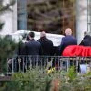 Cérémonie hommage à Christophe Dominici : Bernard Laporte et Vincent Moscato effondrés