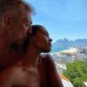 Vincent Cassel : Fou amoureux de Tina Kunakey et son nouveau sourire d'enfer