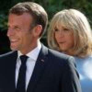 Emmanuel et Brigitte Macron au Fort de Brégançon, Noël en amoureux