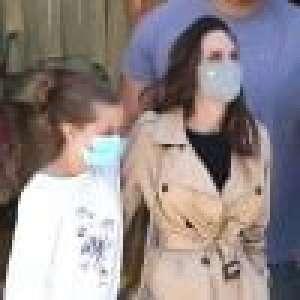 Angelina Jolie : Sortie en famille après avoir accusé Brad Pitt de violences conjugales