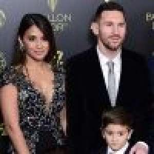 Lionel Messi pulvérise un record : il le fête avec sa femme et de leurs garçons