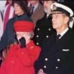 Elizabeth II en deuil : les rares fois où elle est apparue émue en public, en images