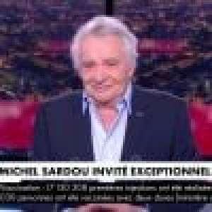 Michel Sardou se confie sur sa femme Anne-Marie Périer :