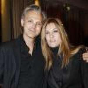 Mathilde Seigner en couple avec Mathieu Petit : son compagnon présent pour la soutenir dans le deuil