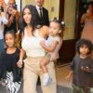 Kim Kardashian accusée d'avoir refilé la covid à ses enfants : elle contre-attaque !