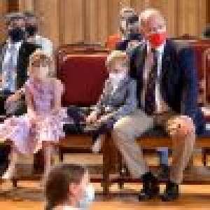 Albert de Monaco : Papa complice et câlin avec ses enfants, Charlene toujours loin du Rocher