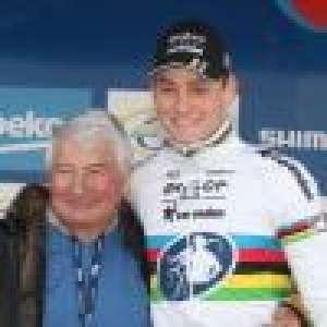 Mathieu van der Poel en jaune au Tour de France : il regrette l'absence de son papy, Raymond Poulidor