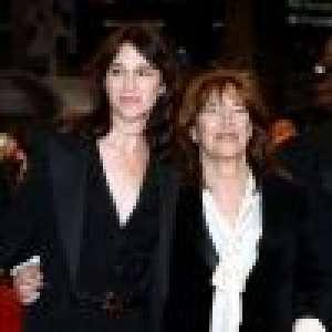 Jane Birkin filmée par sa fille Charlotte Gainsbourg :