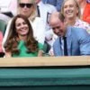 Kate Middleton de retour à Wimbledon : radieuse avec William après l'isolement