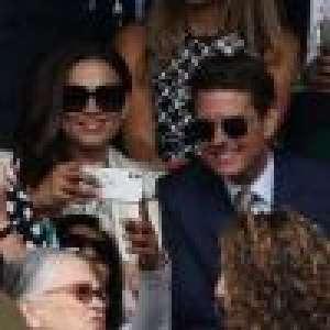 Tom Cruise flirte à Wimbledon : il irradie au côté de Hayley Atwell, sa compagne présumée
