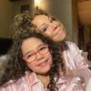 Mariah Carey : Sa fille Monroe, 10 ans, joue les mannequins