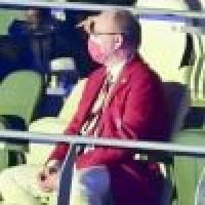 Albert II de Monaco en solo sans Charlène aux Jeux Olympique de Tokyo