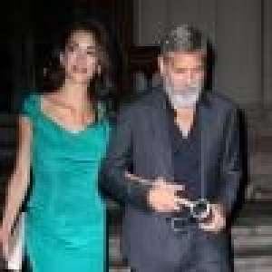 George Clooney bientôt papa d'un 3e enfant à 60 ans ? Amal Clooney serait enceinte...