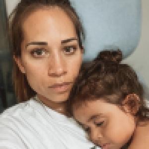 Cecilia (Mamans & Célèbres) de retour aux urgences avec sa fille :
