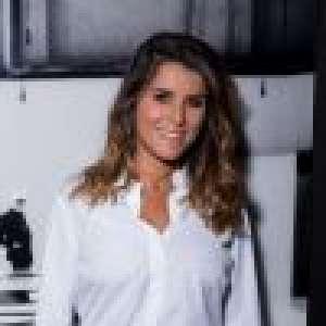 Karine Ferri divine sirène en maillot de bain : sa photo ensoleillée