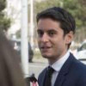 Gabriel Attal : Torse nu, le secrétaire d'Etat sur le front même en vacances