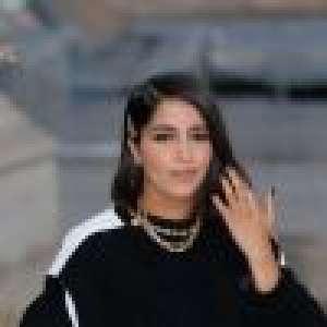 Leïla Bekhti et Tahar Rahim : Le couple de sortie au Louvre