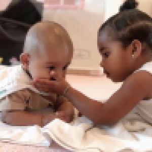 Kim Kardashian : Son fils Psalm, adorable et complice avec sa cousine True