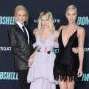Margot Robbie, Charlize Theron et Nicole Kidman : Sublimes face au