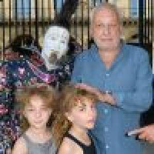 François Berléand élève ses enfants sans pression :