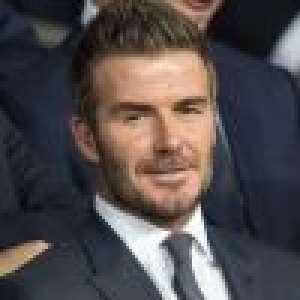 David Beckham surpris : quand Justin Bieber lui fait peur en pleine interview