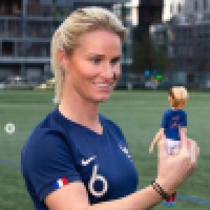 Amandine Henry : Une Barbie à l'effigie de la footballeuse française