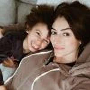Rachel Legrain-Trapani enceinte : beau souvenir de la naissance de Gianni